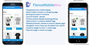 FlanceMobileWoo - Woocommerce Mobile Theme